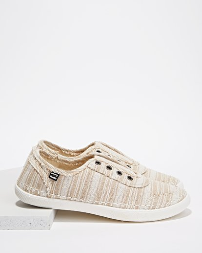 1 Cruiser Slip-On Shoes White JFCTTBCR Billabong