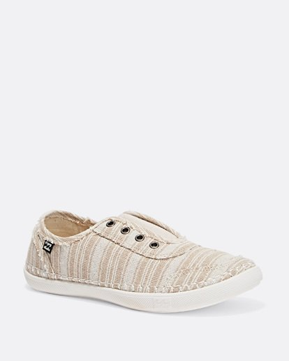 2 Cruiser Slip-On Shoe White JFCTTBCR Billabong
