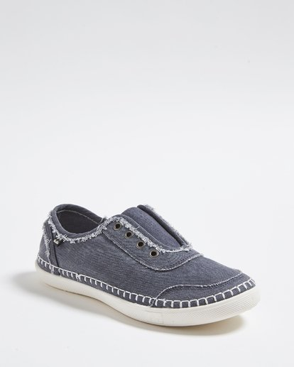 1 Cruiser Slip-On Shoe Blue JFCTTBCR Billabong