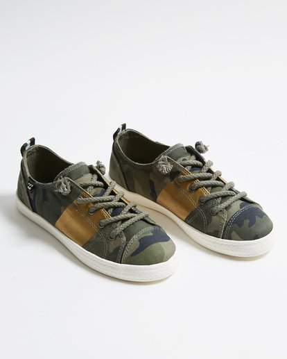 0 Marina Canvas Shoes Black JFCTTBMA Billabong