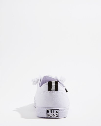 4 Marina Canvas Shoes White JFCTTBMA Billabong