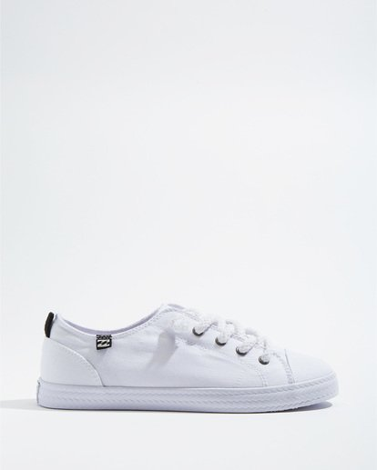 6 Marina Canvas Shoes White JFCTTBMA Billabong