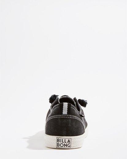 6 Marina Canvas Shoes Black JFCTTBMA Billabong