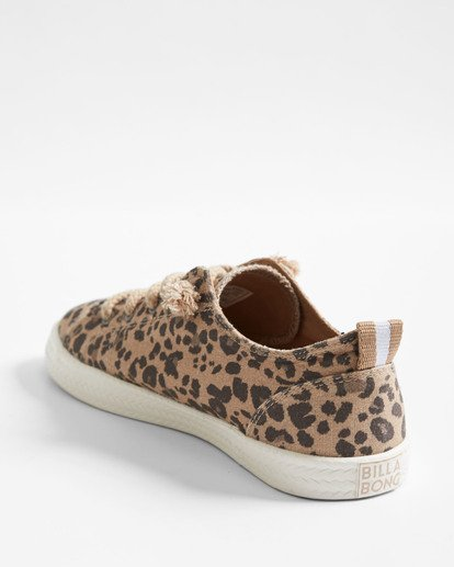 3 Marina Canvas Shoes Beige JFCTTBMA Billabong