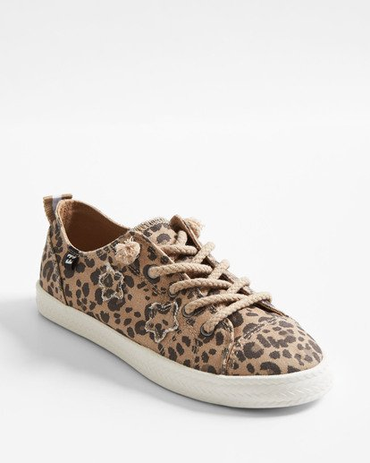 1 Marina Canvas Shoes Beige JFCTTBMA Billabong