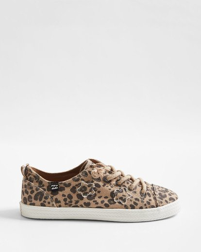 4 Marina Canvas Shoes Beige JFCTTBMA Billabong