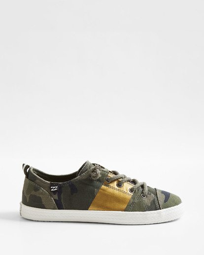 2 Marina Canvas Shoes Camo JFCTTBMA Billabong