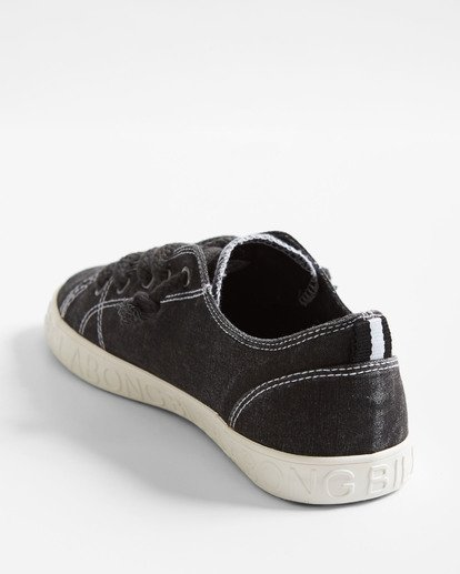 3 Marina Canvas Shoes Black JFCTTBMA Billabong