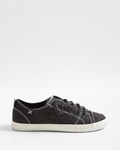4 Marina Canvas Shoes Black JFCTTBMA Billabong