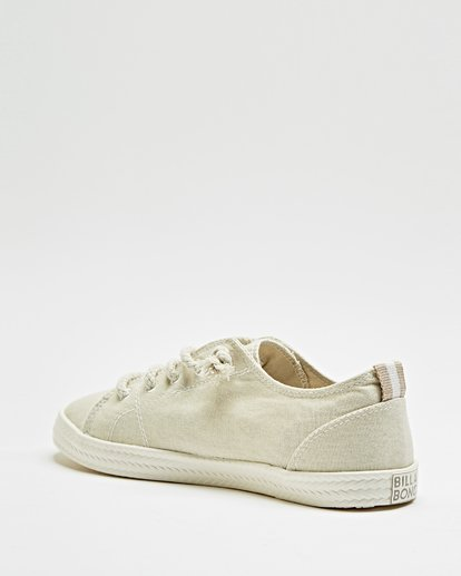 2 Marina Canvas Shoes White JFCTTBMA Billabong