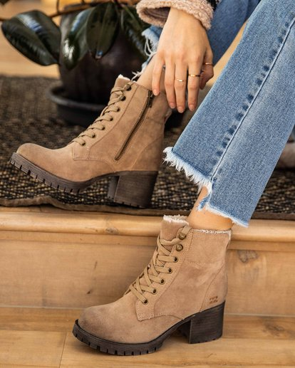 0 Wild Thing Boot Beige JFCTWBWI Billabong