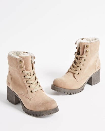 2 Wild Thing Boot Beige JFCTWBWI Billabong