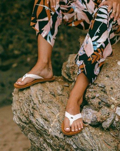 1 Baja Sandal White JFOT1BBA Billabong