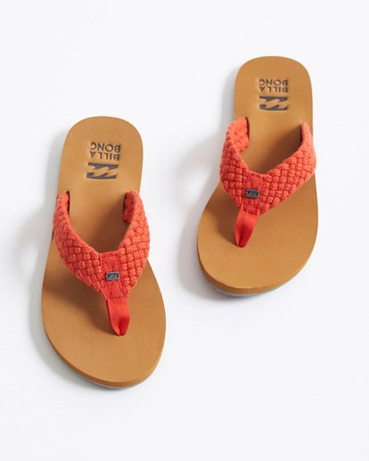 0 Baja Sandal Orange JFOT1BBA Billabong