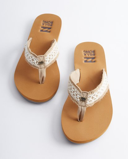 0 Baja Sandal Beige JFOT1BBA Billabong