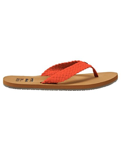 1 Baja Sandal Orange JFOT1BBA Billabong