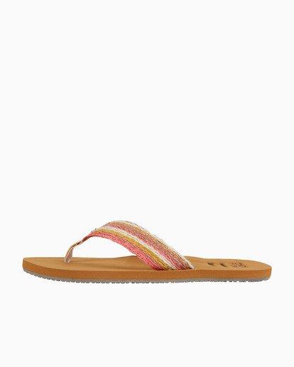 1 Baja Sandal Pink JFOT1BBA Billabong