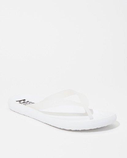 1 Beach Break Sandal White JFOT1BBE Billabong