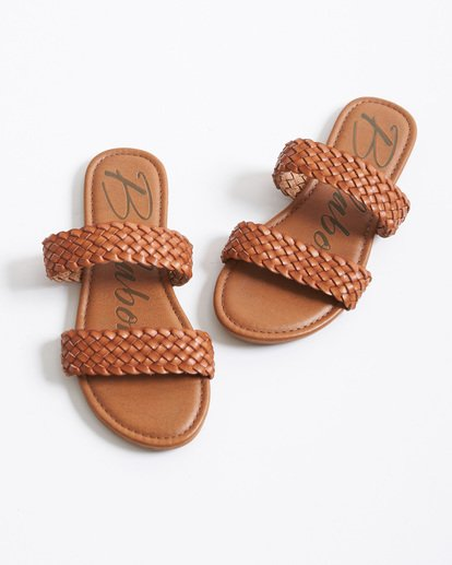 1 Endless Summer Slide Sandal Beige JFOT1BEN Billabong
