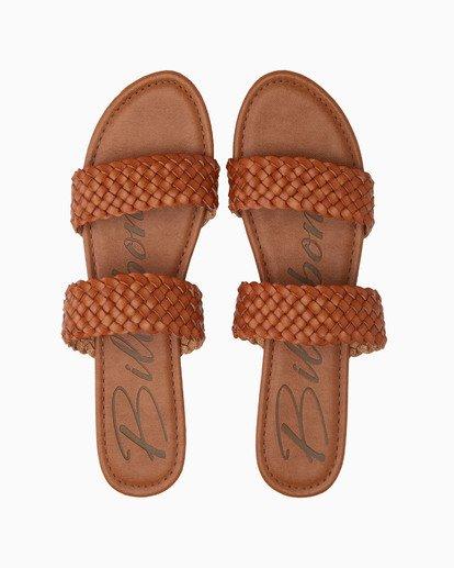2 Endless Summer Slide Sandal Beige JFOT1BEN Billabong