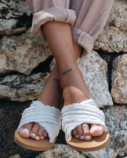 0 High Sea Slide Sandal White JFOT1BHI Billabong