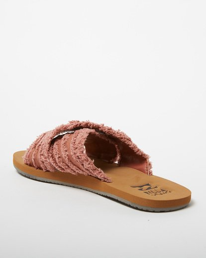 2 High Sea Slide Sandal Red JFOT1BHI Billabong