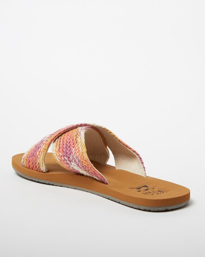 2 Surf Bandit Slide Sandal Grey JFOT1BSF Billabong