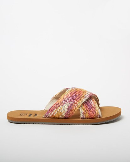 3 Surf Bandit Slide Sandal Grey JFOT1BSF Billabong
