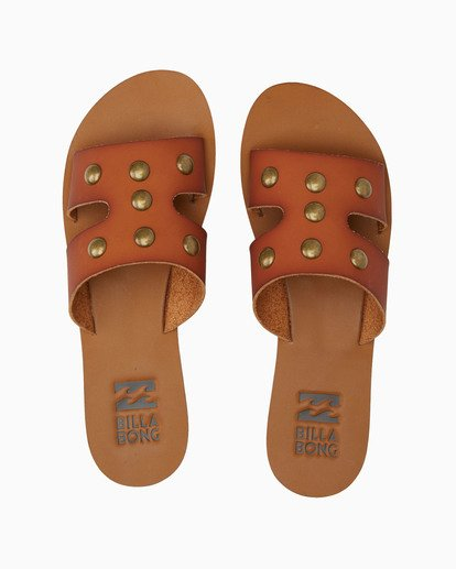 0 Studly Slide Sandal  JFOT1BST Billabong