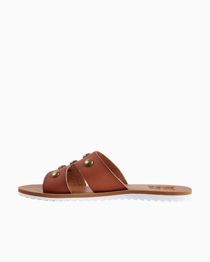 1 Studly Slide Sandal Beige JFOT1BST Billabong
