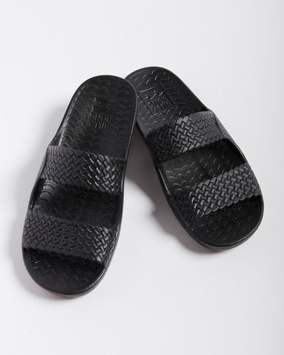 0 Tidal Wave Slide Sandal Black JFOT1BTI Billabong