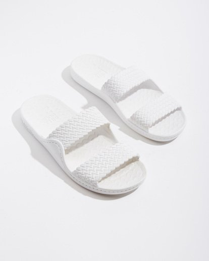 0 Tidal Wave Slide Sandal White JFOT1BTI Billabong