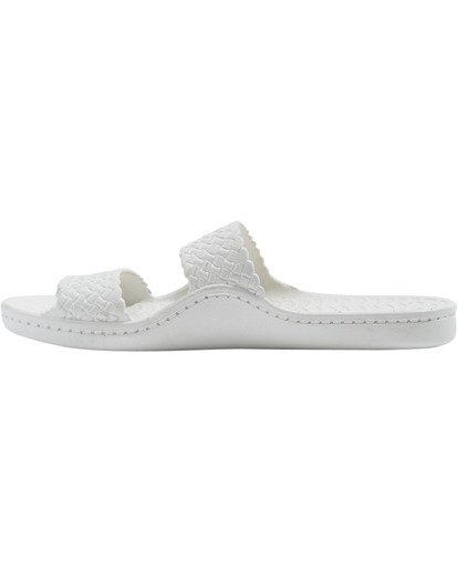 4 Tidal Wave Slide Sandal White JFOT1BTI Billabong