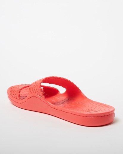 2 Tidal Wave Slide Sandal Pink JFOT1BTI Billabong