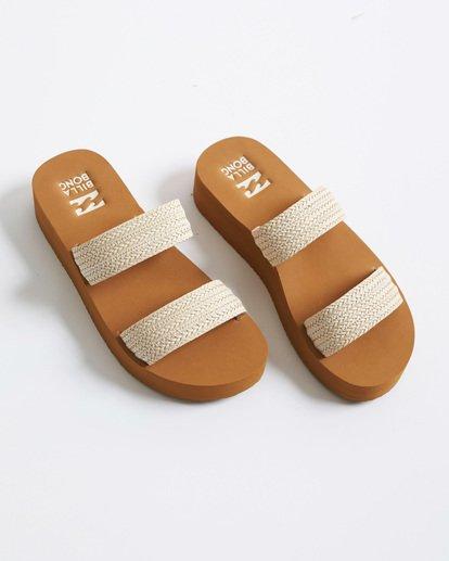 0 Lanai Sandal White JFOT2BLA Billabong