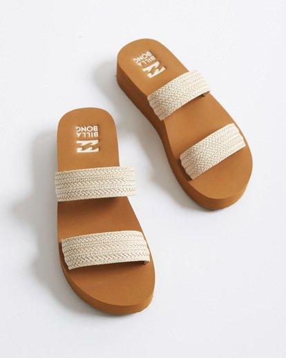 1 Lanai Sandal White JFOT2BLA Billabong