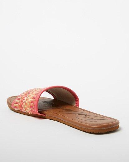 2 Misty Sandal Pink JFOT2BMI Billabong