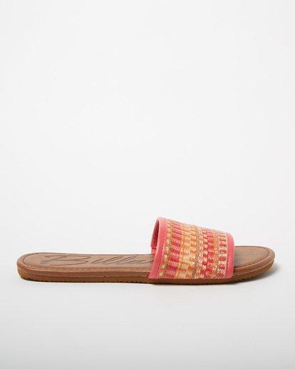 3 Misty Sandal Pink JFOT2BMI Billabong