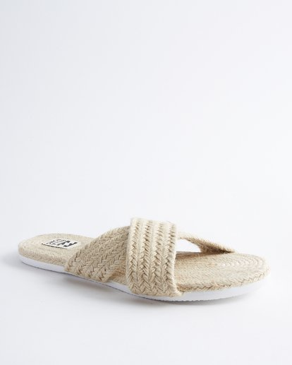 1 Rialta Sandal White JFOT2BRI Billabong