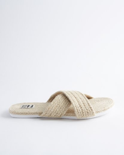 3 Rialta Sandal White JFOT2BRI Billabong