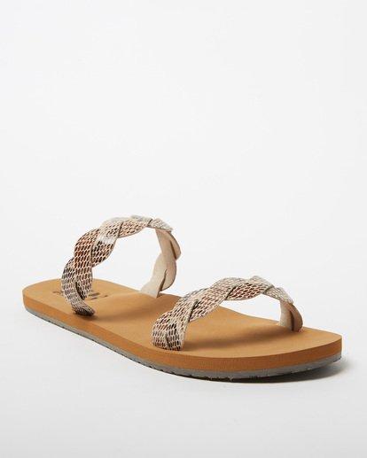 1 Twisty Sandal Beige JFOT2BTW Billabong