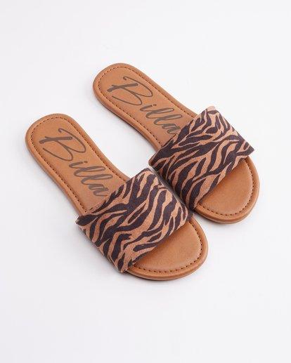 0 High Tide Slide Sandal Multicolor JFOT3BHI Billabong