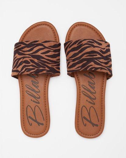 1 High Tide Slide Sandal Multicolor JFOT3BHI Billabong