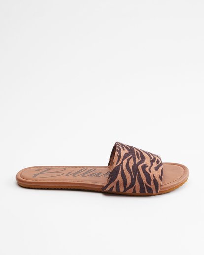 4 High Tide Slide Sandal Multicolor JFOT3BHI Billabong