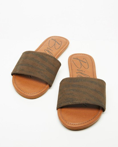 1 High Tide Sandal Black JFOT3BHI Billabong
