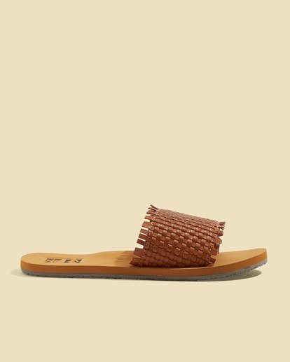 3 Salty Blonde Sunrise Breeze Sandal Beige JFOT3BSU Billabong