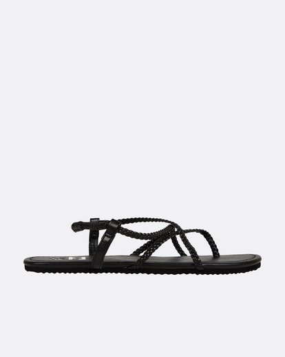 1 Crossing Over Sandal Black JFOTNBCR Billabong