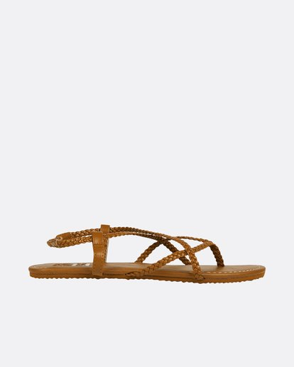2 Crossing Over Sandal Beige JFOTNBCR Billabong