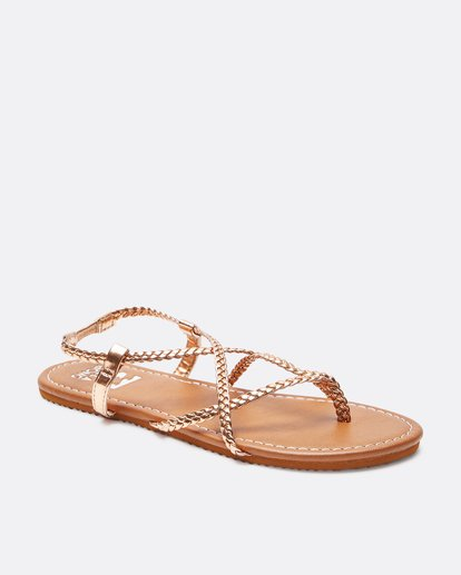1 Crossing Over Sandal Grey JFOTNBCR Billabong