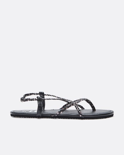 2 Crossing Over Sandal Black JFOTNBCR Billabong